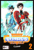 Frontcover Justice Guards Duklyon 2