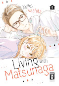 Frontcover Living with Matsunaga 8