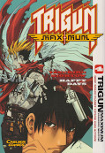 Frontcover Trigun Maximum 4