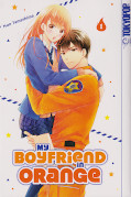 Frontcover My Boyfriend in Orange 1