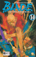 Frontcover Blade of the Immortal 14