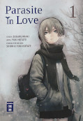Frontcover Parasite in Love 1