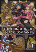 Frontcover The Dungeon of Black Company 1