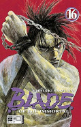 Frontcover Blade of the Immortal 16