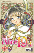 Frontcover Alice 19th 1