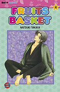 Frontcover Fruits Basket 4
