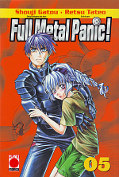 Frontcover Full Metal Panic! 5
