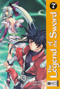 Frontcover The Legend of the Sword 7