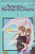 Frontcover Angel Sanctuary 1