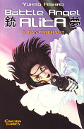 Frontcover Battle Angel Alita 7