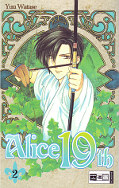Frontcover Alice 19th 2
