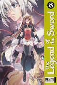 Frontcover The Legend of the Sword 8