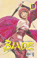 Frontcover Blade of the Immortal 17
