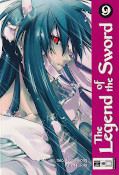 Frontcover The Legend of the Sword 9