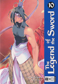 Frontcover The Legend of the Sword 10