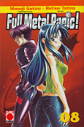 Frontcover Full Metal Panic! 8