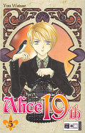 Frontcover Alice 19th 5