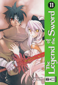 Frontcover The Legend of the Sword 11