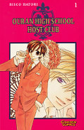 Frontcover Ouran High School Host Club 1