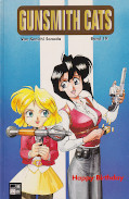 Frontcover Gunsmith Cats 19