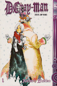 Frontcover D.Gray-Man 1