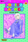 Frontcover Fruits Basket 9
