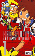 Frontcover Kingdom Hearts - Chain of Memories 1