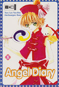 Frontcover Angel Diary 1