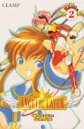 Frontcover Angelic Layer 2