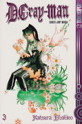 Frontcover D.Gray-Man 3