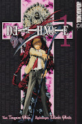 Frontcover Death Note 1