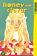 Frontcover Honey and Clover 1