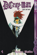Frontcover D.Gray-Man 4