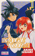 Frontcover Kage Tora 1