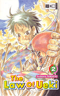 Frontcover The Law of Ueki 2