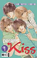 Frontcover Dream Kiss 1