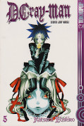 Frontcover D.Gray-Man 5