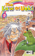 Frontcover The Law of Ueki 3
