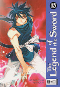 Frontcover The Legend of the Sword 15