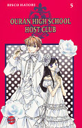 Frontcover Ouran High School Host Club 5