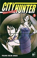 Frontcover City Hunter 3