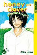 Frontcover Honey and Clover 3