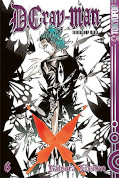 Frontcover D.Gray-Man 6