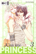 Frontcover Kiss me Princess 3