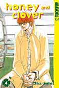 Frontcover Honey and Clover 4