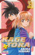 Frontcover Kage Tora 3