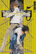 Frontcover Death Note 5