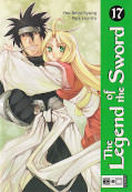 Frontcover The Legend of the Sword 17