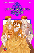 Frontcover Ouran High School Host Club 7