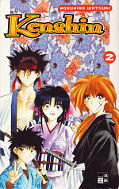 Frontcover Kenshin 2